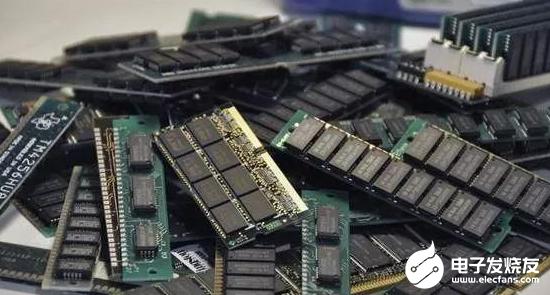 在DRAM內存芯片領域 國內目前依然是一片空白