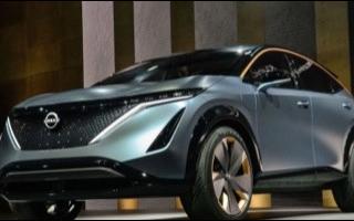 日产发布新一代纯电动车型,重振品牌形象在此一搏