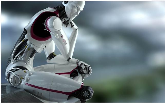 如何避免人工智能机器人产生自我意识