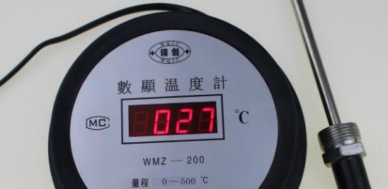 常见温度计的工作原理