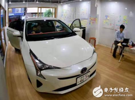 电装凭借着工艺 走在了汽车生产制造业的前端