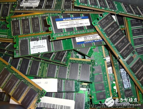 国内两大阵营的存储芯片进入量产 明年或将实现突破