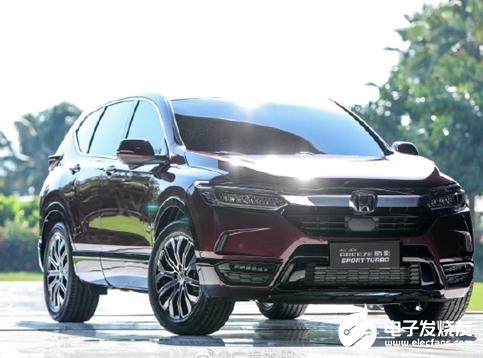 本田旗下全新紧凑型SUV上市 凭借着更为动感的外...