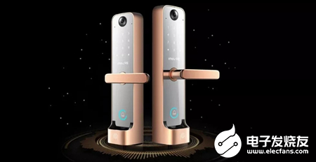 智能锁将实现新的技术升级 视频锁由概念变成为现实