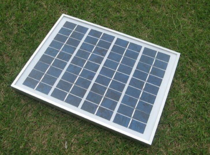 光伏电池板的特性及种类