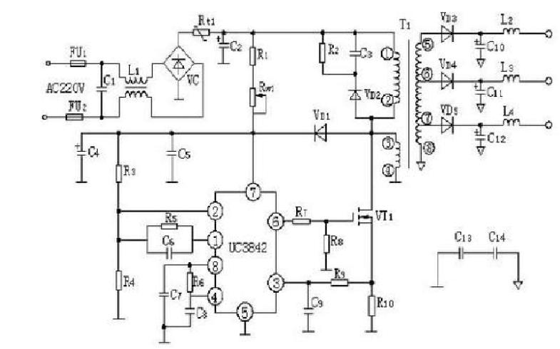 UC3842频率自动计算实用工具免费下载