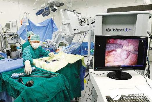 手術機器人進入臨床試驗階段 我國高端醫療裝備有了新的突破