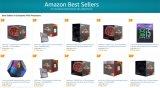 美国亚马逊CPU畅销榜前十 AMD占8席