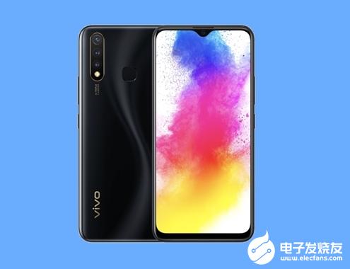 长续航手机vivo Z5i开售 最大支持256G...