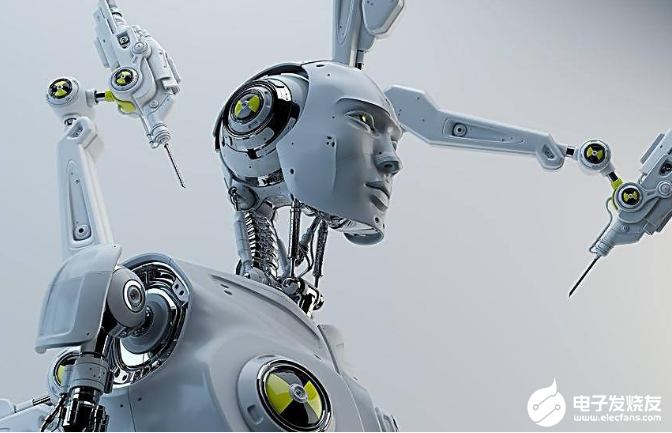 随着5G时代的到来 机器人发展的过程中也会带来很...