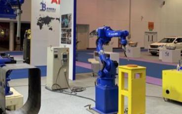 关于工业机器人控制系统中的旋转传动机构