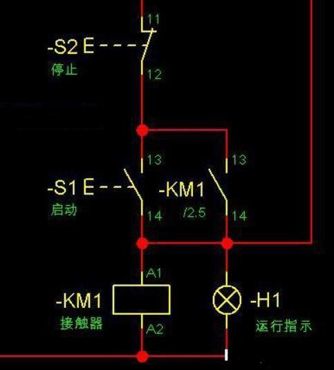 一文看懂电气继电器控制电路中自锁与互锁的区别