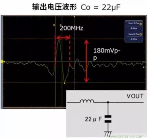 如何使用电容器来降低DC-DC转换器的噪声