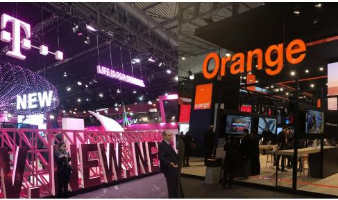 德国电信正在评估与Orange合并的可能性
