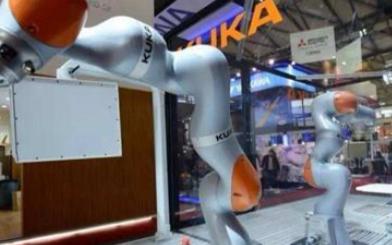 协作机器人发展迅速,库卡LBR iiwa成为领军...