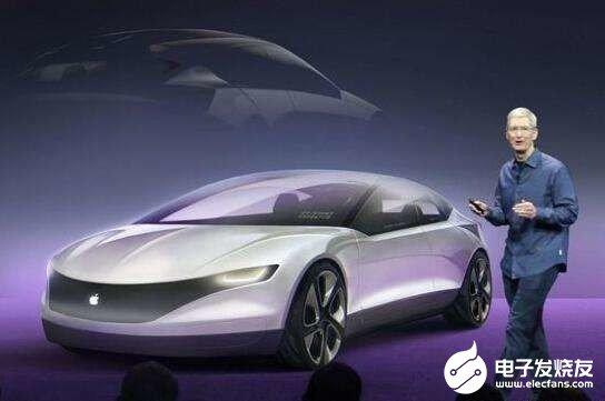 苹果或推自动驾驶汽车,申请汽车盲点区专利
