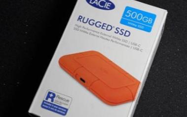 希捷LaCie Rugged SSD移动固态硬盘如何,IP67防护2吨抗压