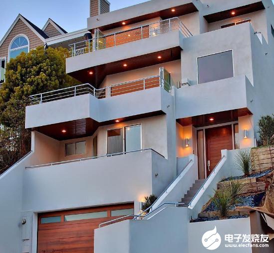 受房地产的影响 智能家居行业也将找寻新的发展方向