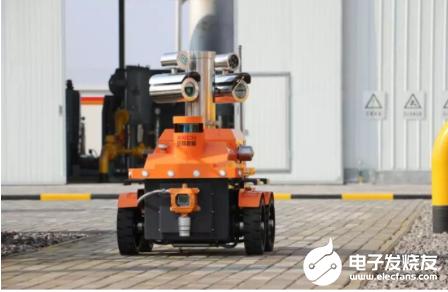 安森智能推出新型激光导航巡检机器人 助力集气站现场生产