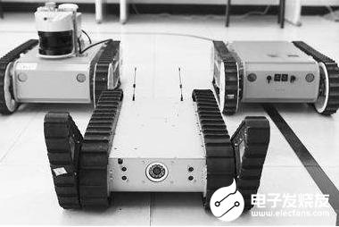 明电舍联手发那科 开发可切换不同导航方式的移动机器人