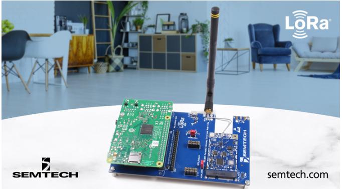Semtech发布LoRa® Corecell参考设计,可加快室内网关产品上市