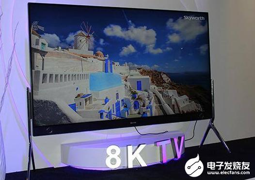 8K电视市场发展进入快车道 成为兵家的必争之地