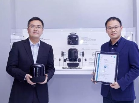 华为智能音箱Sound X通过TV南德认证,国内...