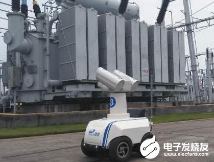 机器人被引入电力巡检领域 取代人工完成大部分自动...