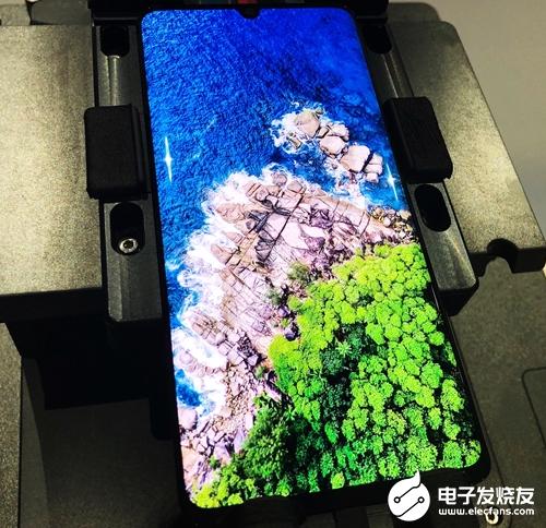 京东方AMOLED面板产能增加 多用于智能手机产...