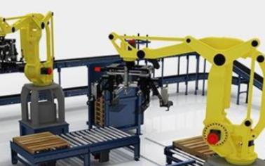 码垛机器人已经成为了产业升级的重要推力