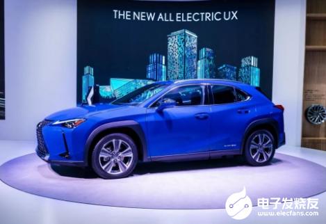 雷克萨斯旗下首款纯电动车型首发 正式吹响电气化号...