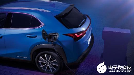雷克萨斯旗下首款纯电动车型首发 正式吹响电气化号角