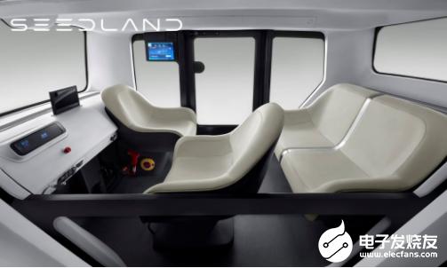 無人駕駛通勤車已經落地 助力智慧社區的完善
