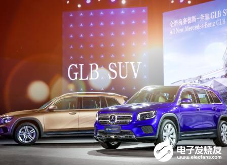 全新奔驰GLB SUV上市 新车整体造型更硬朗