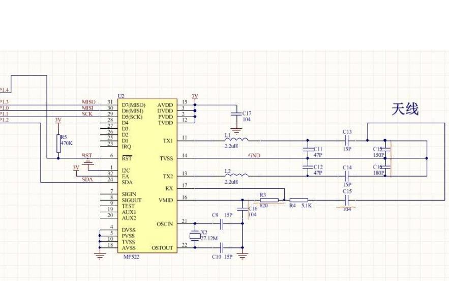 射頻芯片MFRC522在智能儀表中有怎么樣的應用