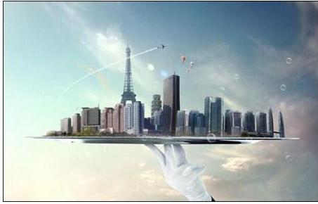 企业面对智慧城市的发展是忧还是喜