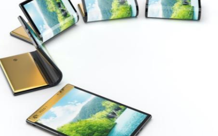 Escobar最新发布了Fold 1折叠屏智能手机