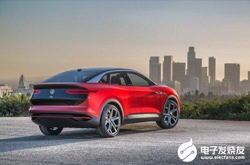 大众透露ID CROZZ电动汽车售价,约40000美元