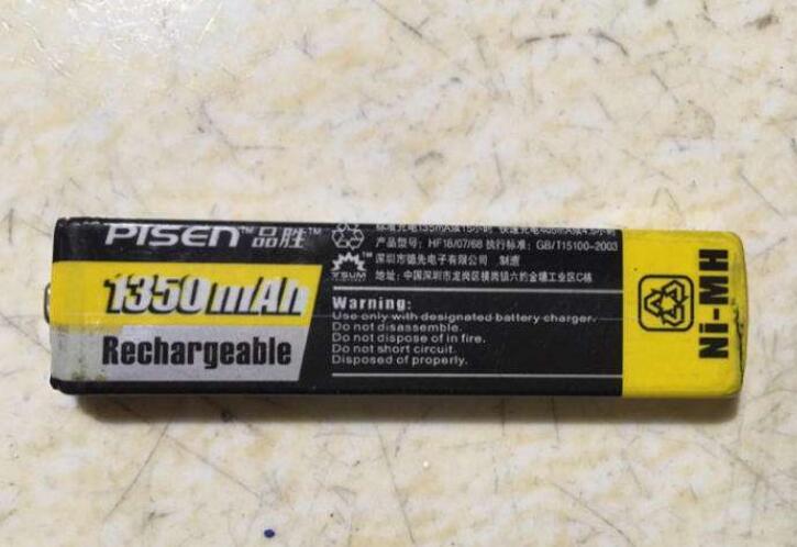 口香糖充电电池容量_口香糖充电电池分类