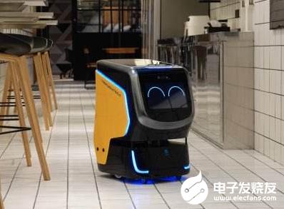 KT商用化酒店投入AI配送机器人 努力提高酒店服...