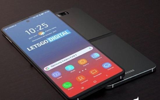 可折叠智能手机改变很大,三星申请商标隐藏铰链