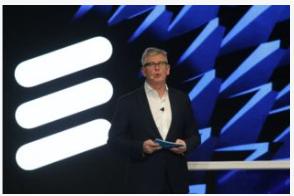 爱立信鲍毅康警告说5G落后将危及欧洲产业基础
