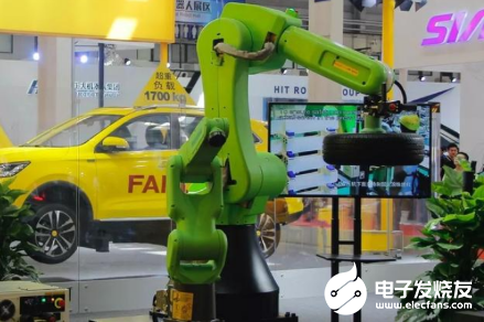 机器人行业发生巨大变革 未来的市场空间不可估量