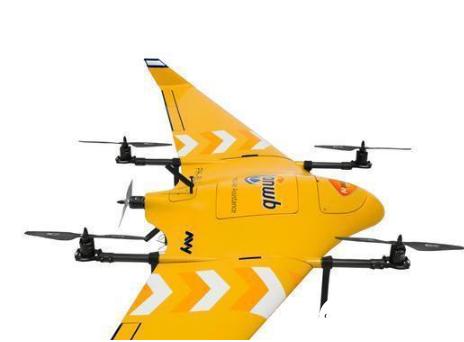 Avy推出一种新型翼无人机 主要用于救生任务
