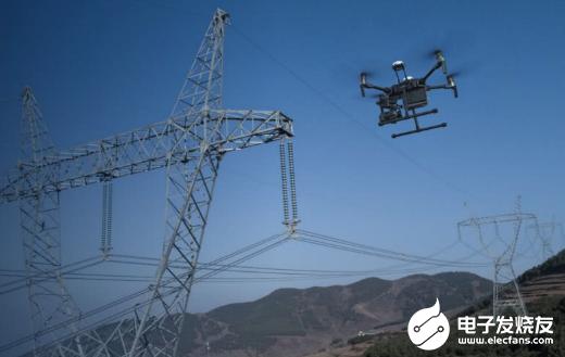 无人机开拓电力巡检的新场景 未来市场前景将更加广...
