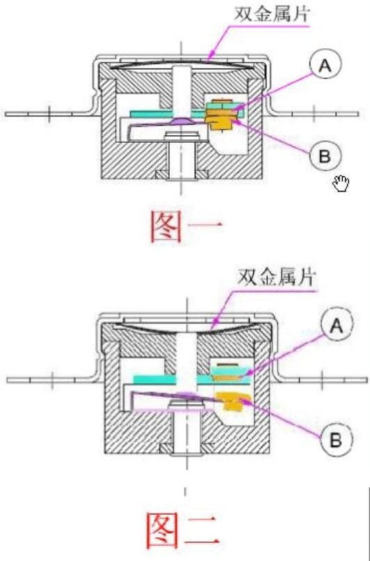 双金属片温控器结构原理_双金属片温控器的种类