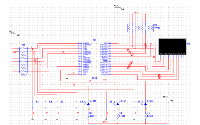 使用Multisim绘制PCB制版图的实验详细说明