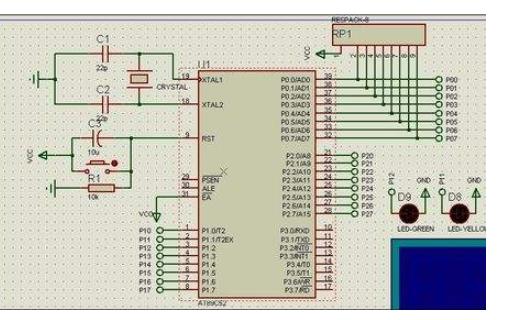 使用单片机控制LED的源代码免费下载