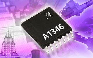 Allegro推出全新双芯片高度可编程线性霍尔传感器