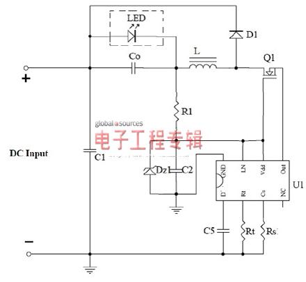 如何实现LED照明电路的恒流控制